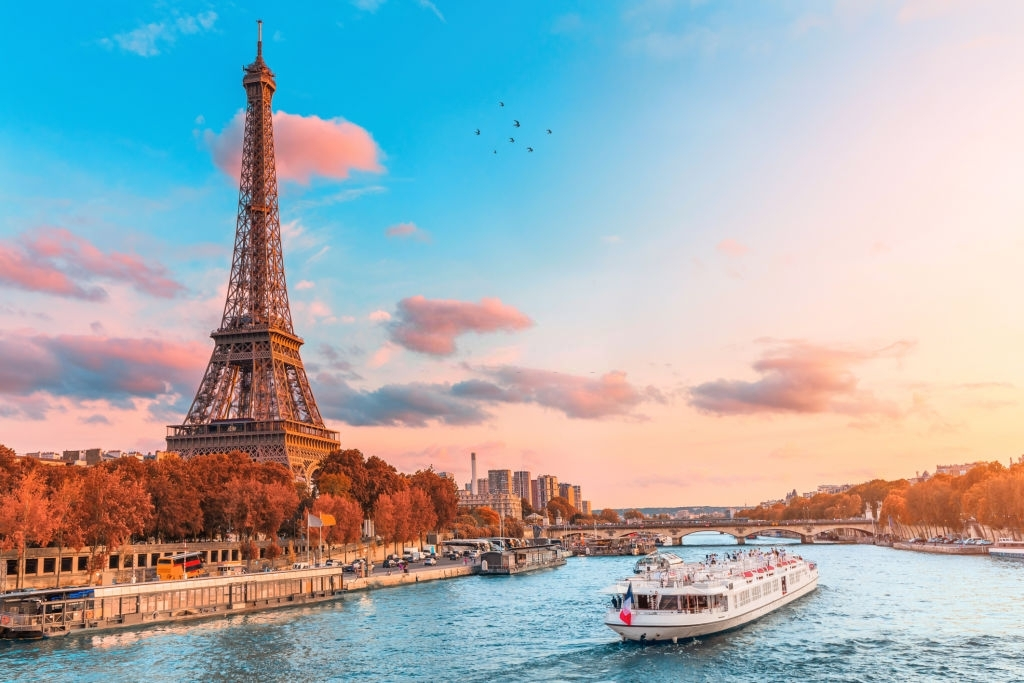 The Most Popular Paris Attractions