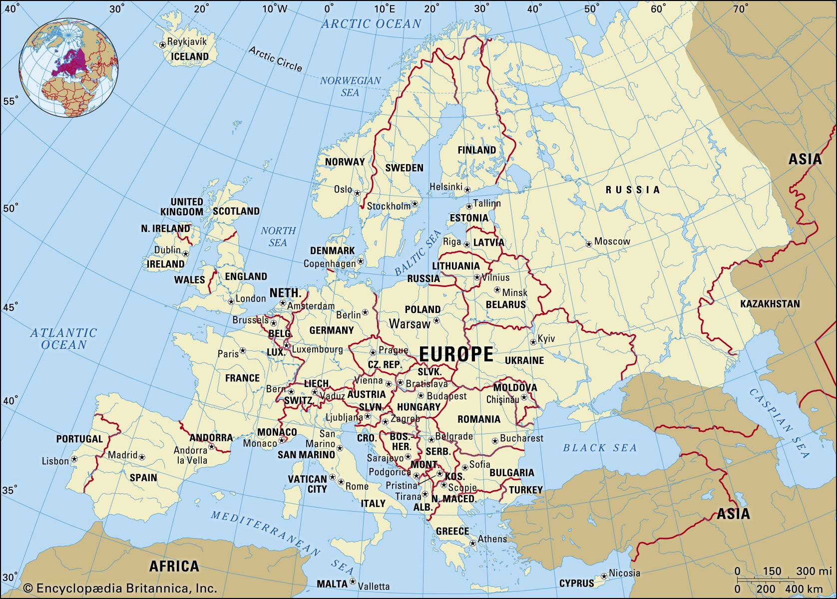 The Truth About European Culture